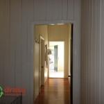 Hallway leading from bedroom